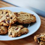 Living on Saltwater - Chocolate Chip Oatmeal Cookies