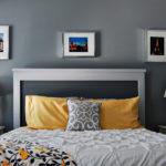Living on Saltwater - Master Bedroom