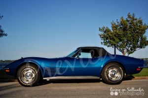 Living on Saltwater Photography - Corvette Stingray