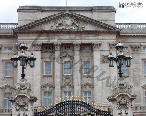 Living on Saltwater Photography - Buckingham Palace