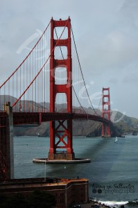 Living on Saltwater Photography - Golden Gate