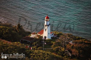 Living on Saltwater Photography - Hawaiian Lighthouse