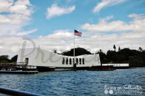 Living on Saltwater Photography - USS Arizona