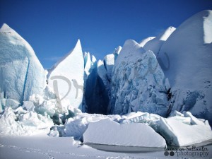 Living on Saltwater Photography -Alaskan Glacier