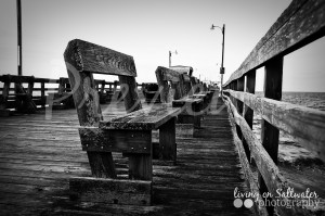 Living on Saltwater Photography - Pier Bend